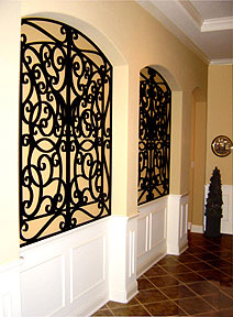 Faux Iron Amp Decorating Solutions Dallas Fort Worth Keller